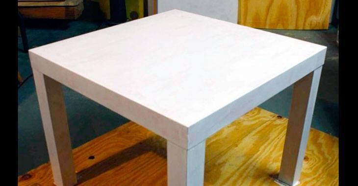 10 kreative oppgraderinger som gjør IKEAS anonyme bord til et møbel folk snakker om