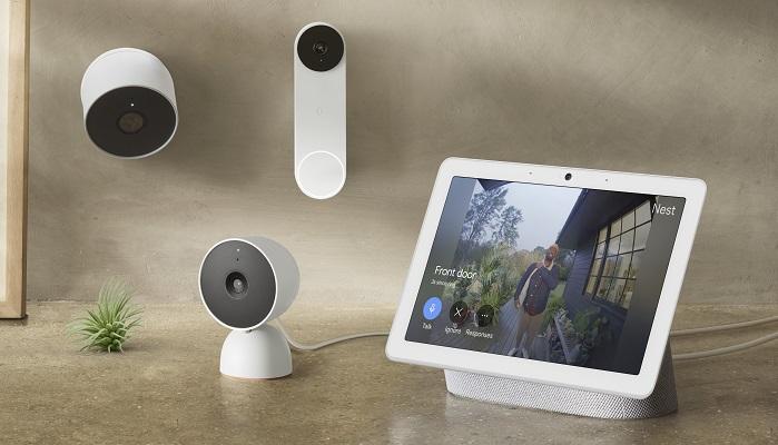 Google smarter opp sikkerheten i hjemmet ditt