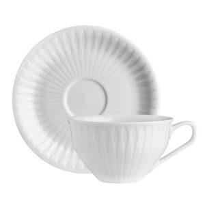 Porsgrunds Porselænsfabrik Spire Kopp & Skål Te